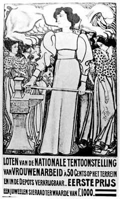 Toorop-vrouwenarbeid-1898