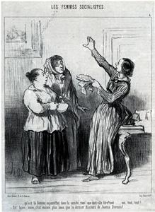 daumier-femmes_socialistes-1848